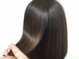 コルテグラス髪質改善