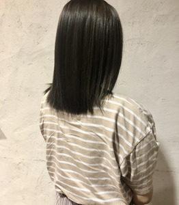 倉敷の美容院CoRte. grass店のブログ写真