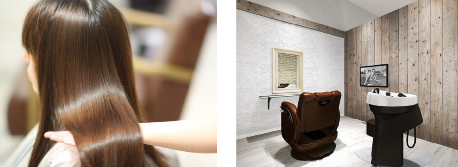 倉敷の美容室コルテプレミオ
